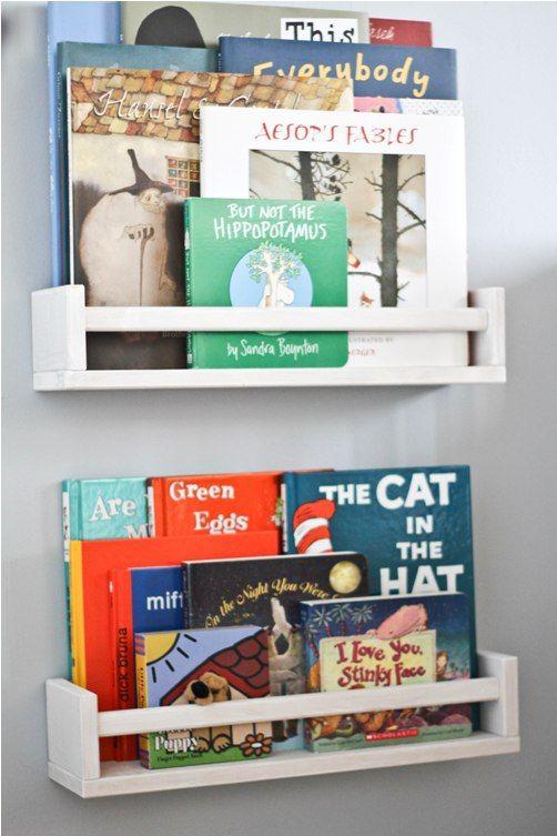 Especiero Bekvu00e4m de Ikea para guardar libros : Kidsmopolitan