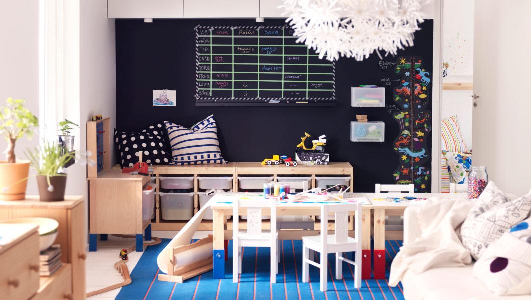 Habitaciones de ikea para niñas. Ikea room for girls | Kidsmopolitan